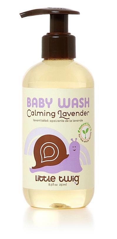 Nourishing Baby Wash, Calming Lavender With Aloe & Chamomile