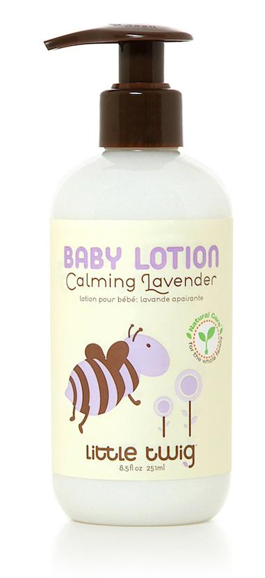Nourishing Baby Lotion, Calming Lavender