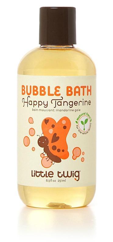 Moisturizing Bubble Bath With Aloe & Chamomile