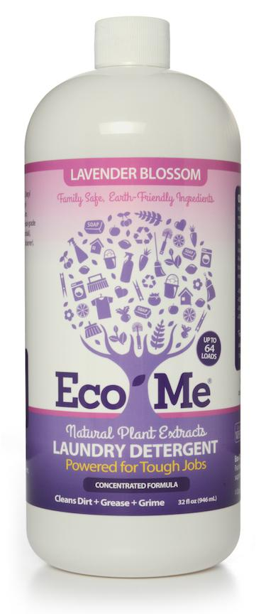 Laundry Detergent With Natural Plant Extracts, Lavender Blossom