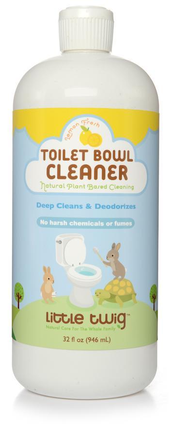 Lemon Fresh Toilet Bowl Cleaner