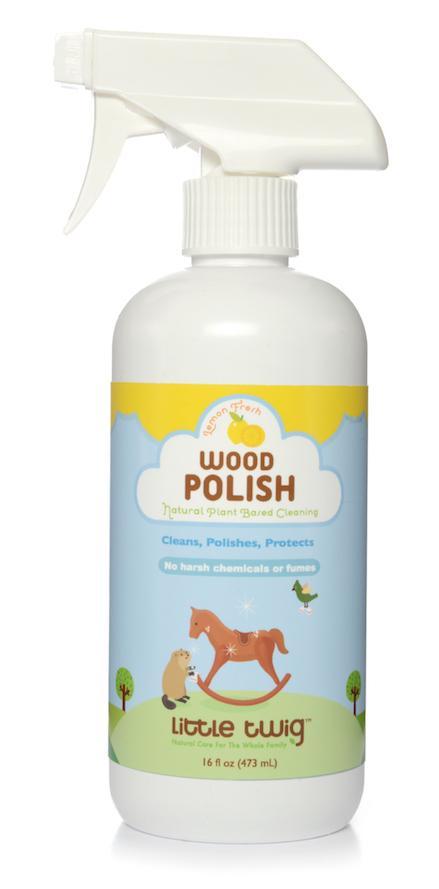 Wood Polish, Lemon Fresh