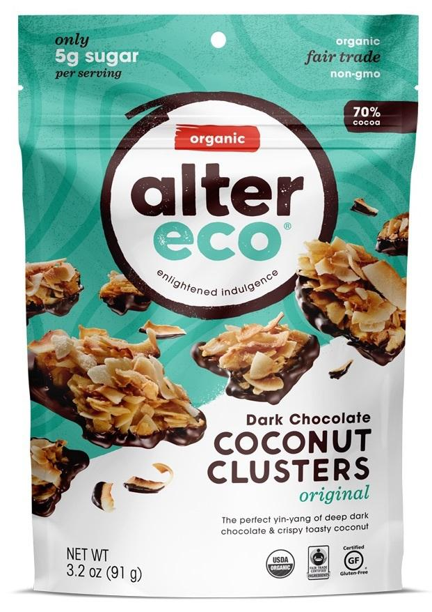 Coconut Clusters Original