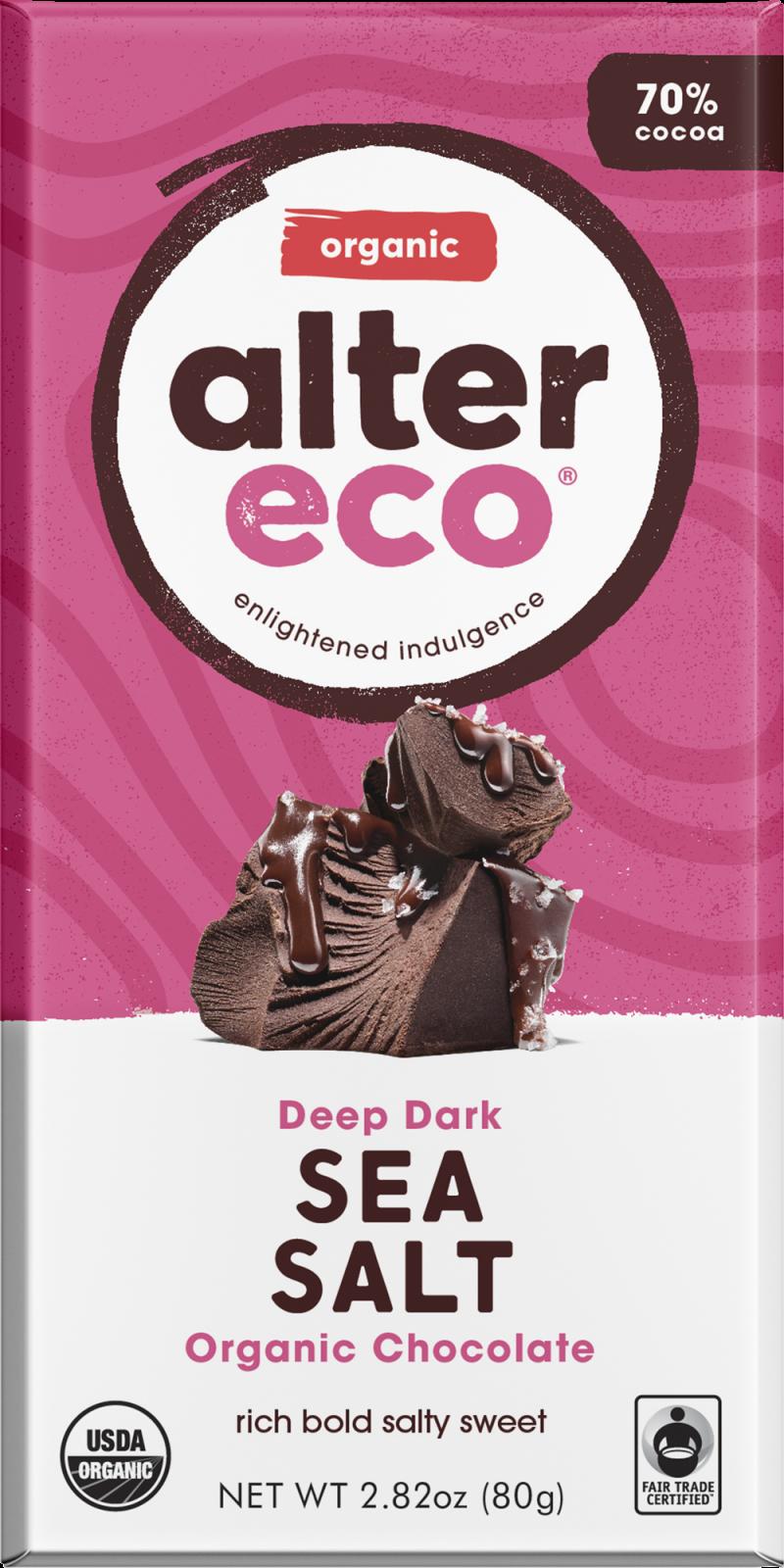 Deep Dark Organic Chocolate