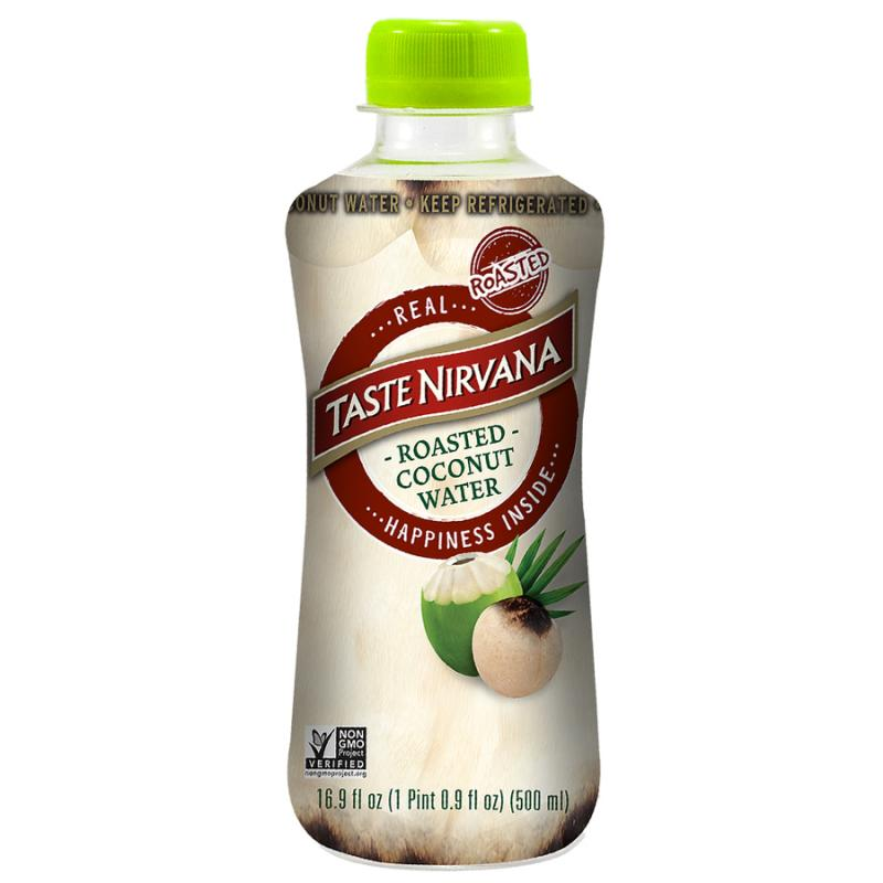Roasted Coconut Water