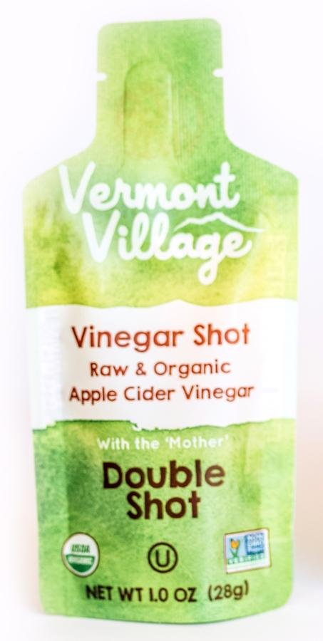 Raw & Organic Apple Cider Vinegar Shot
