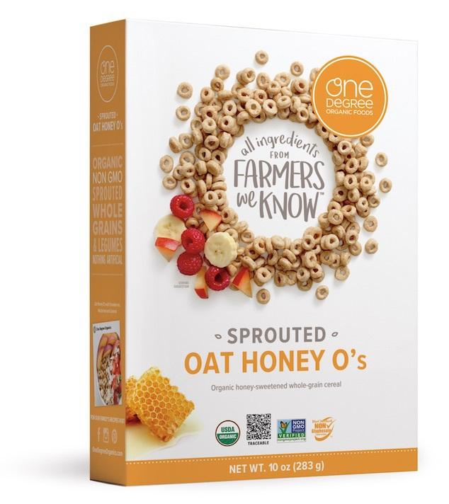 Sprouted Oat Honey O's