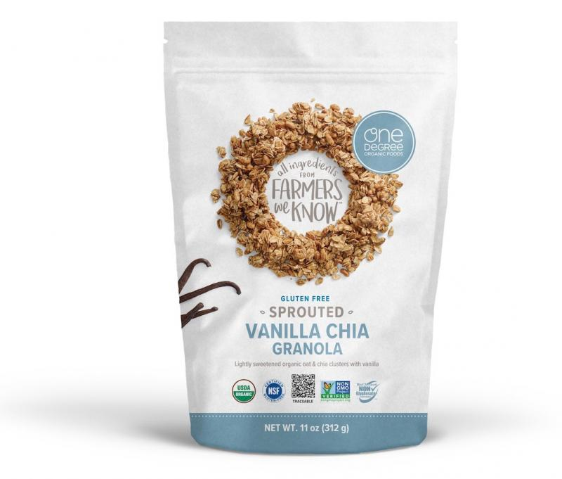 Sprouted Granola