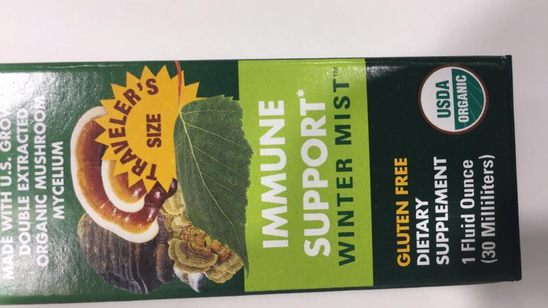 Immune Support Spray Dietary Supplement