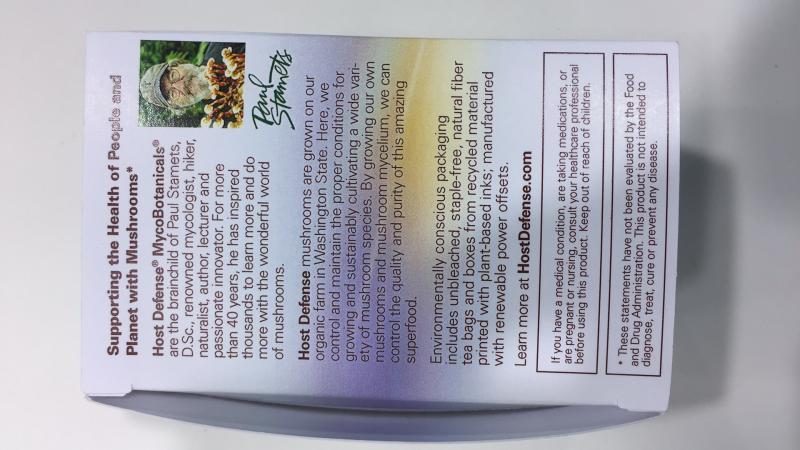 Caffeine Free Dietary Supplement