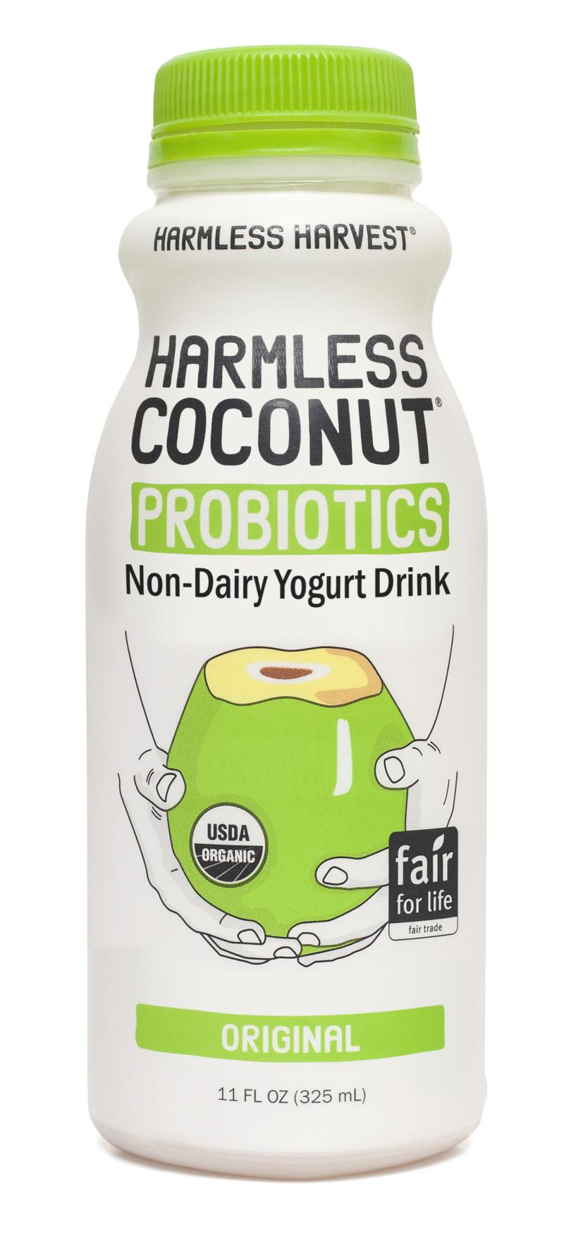 Harmless Coconut Yogurt Drink