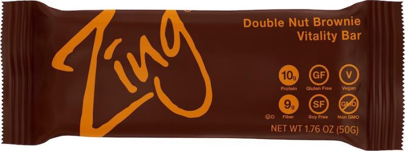 Double Nut Brownie Vitality Bar