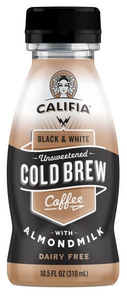Cold Brew Coffee With Almondmilk