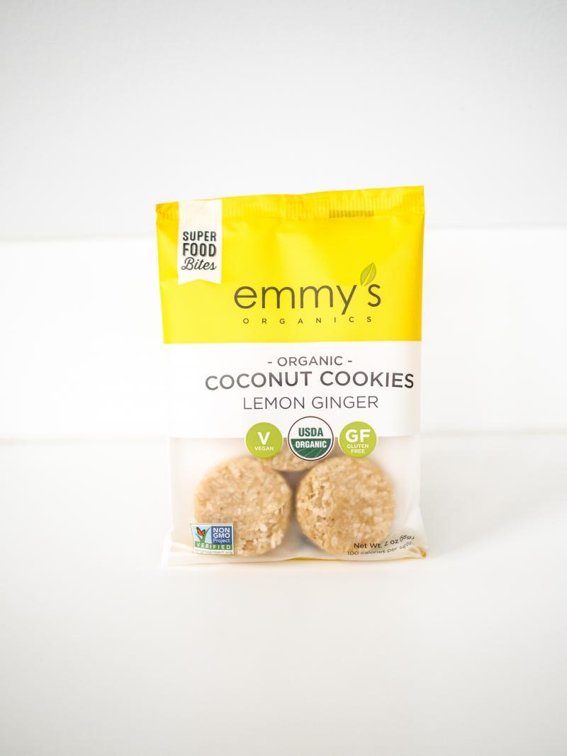 Organic Coconut Cookies