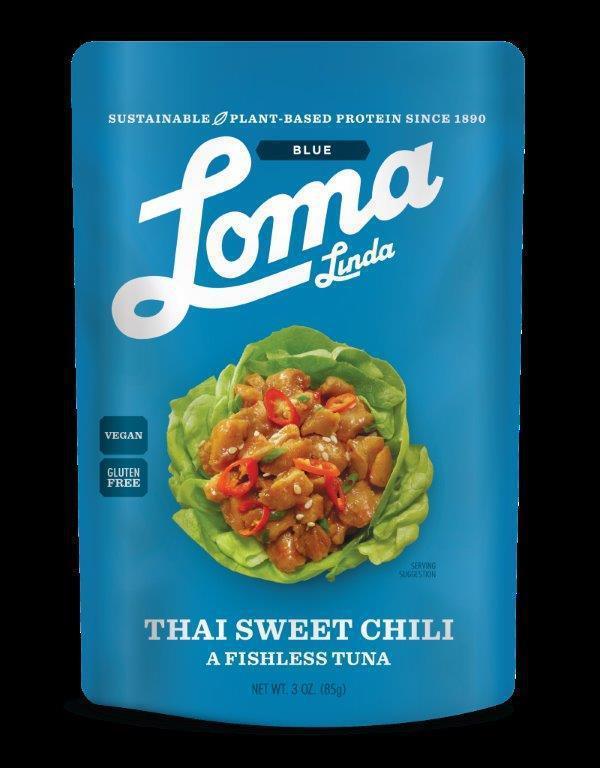 Thai Sweet Chili A Fishless Tuna