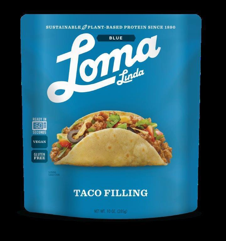 Blue Taco Filling
