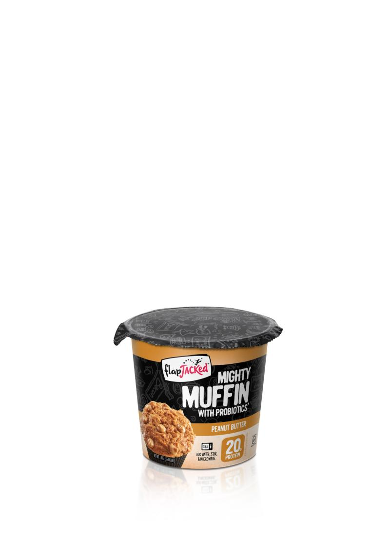 Mighty Muffin With Probiotics*