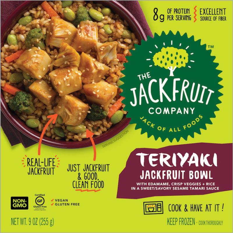 Jackfruit Bowl