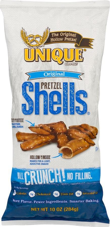Pretzel Shells