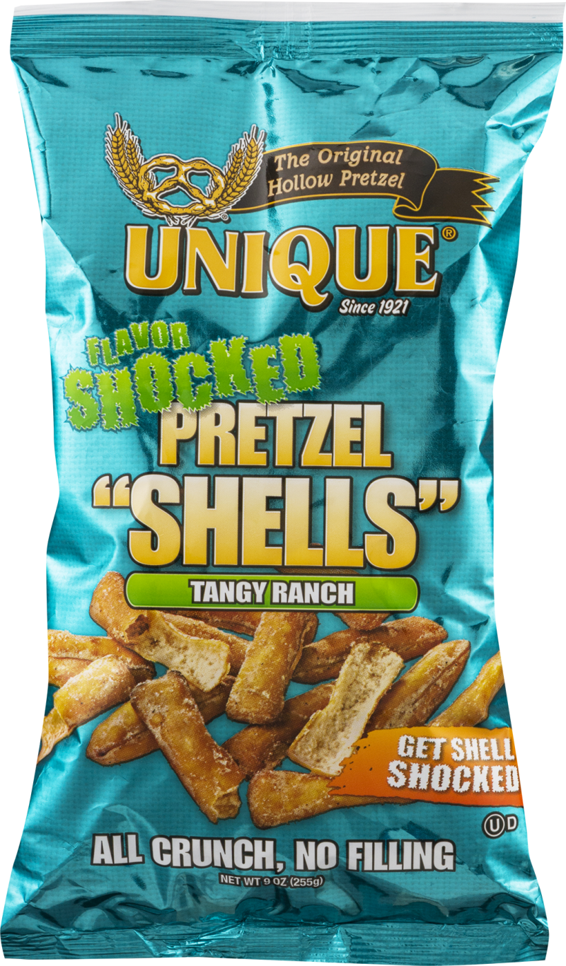 """Shocked Pretzel """"shells"""""""