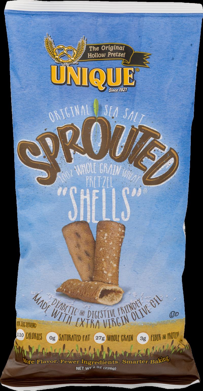 Sprouted Pretzel
