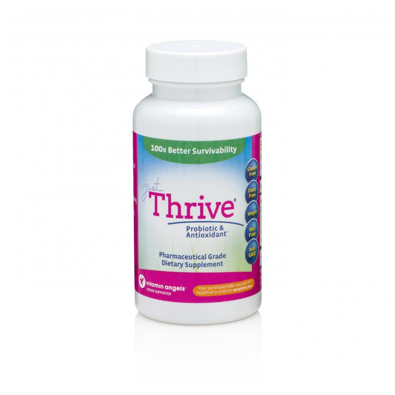 Probiotic & Antioxidant Pharmaceutical Grade Dietary Supplement