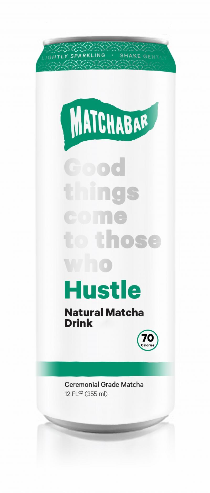 Natural Matcha Energy Drink