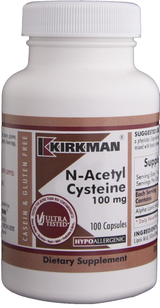 N-acetyl Cysteine Dietary Supplement
