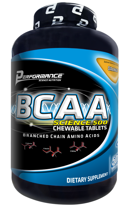 Bcaa Chewable Tablets Dietary Supplement
