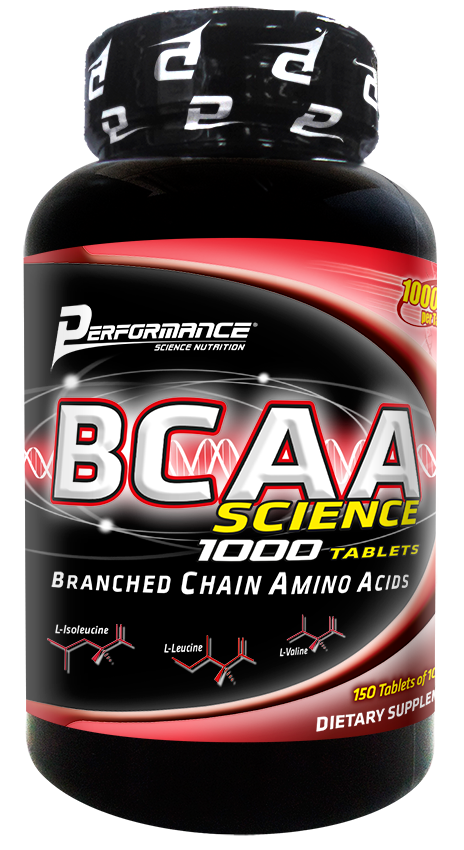 Bcaa Science Tablets Dietary Supplement