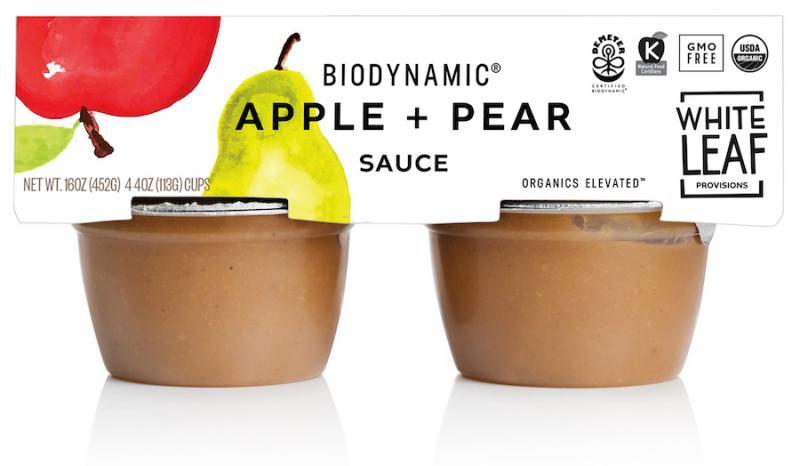 Apple + Pear Sauce