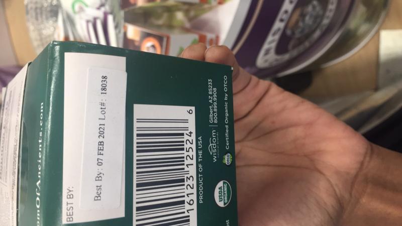 Unsweetened Organic Yerba Mate