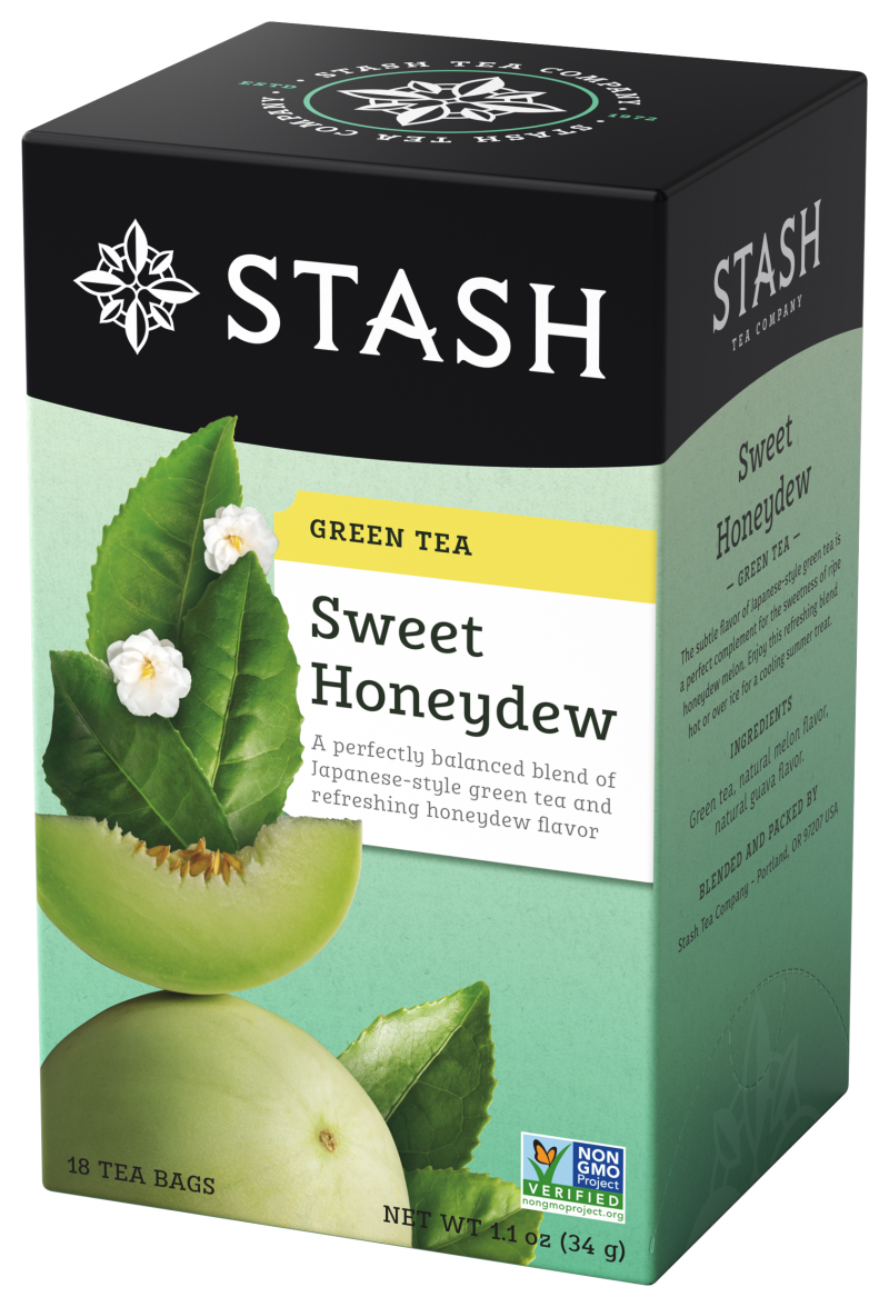 Sweet Honeydew Green Tea