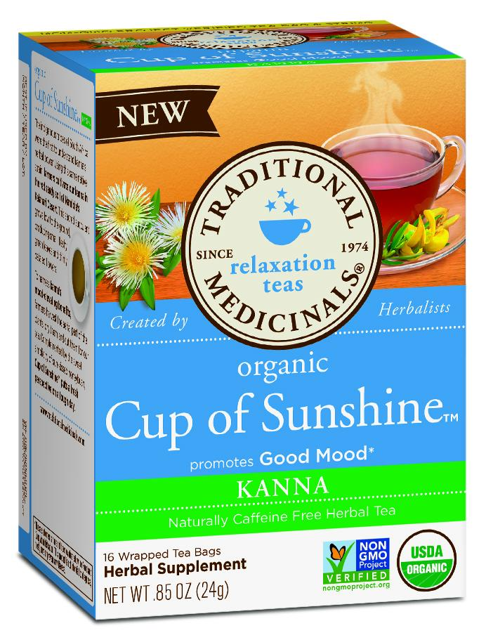 Relaxation Teas Herbal Supplement
