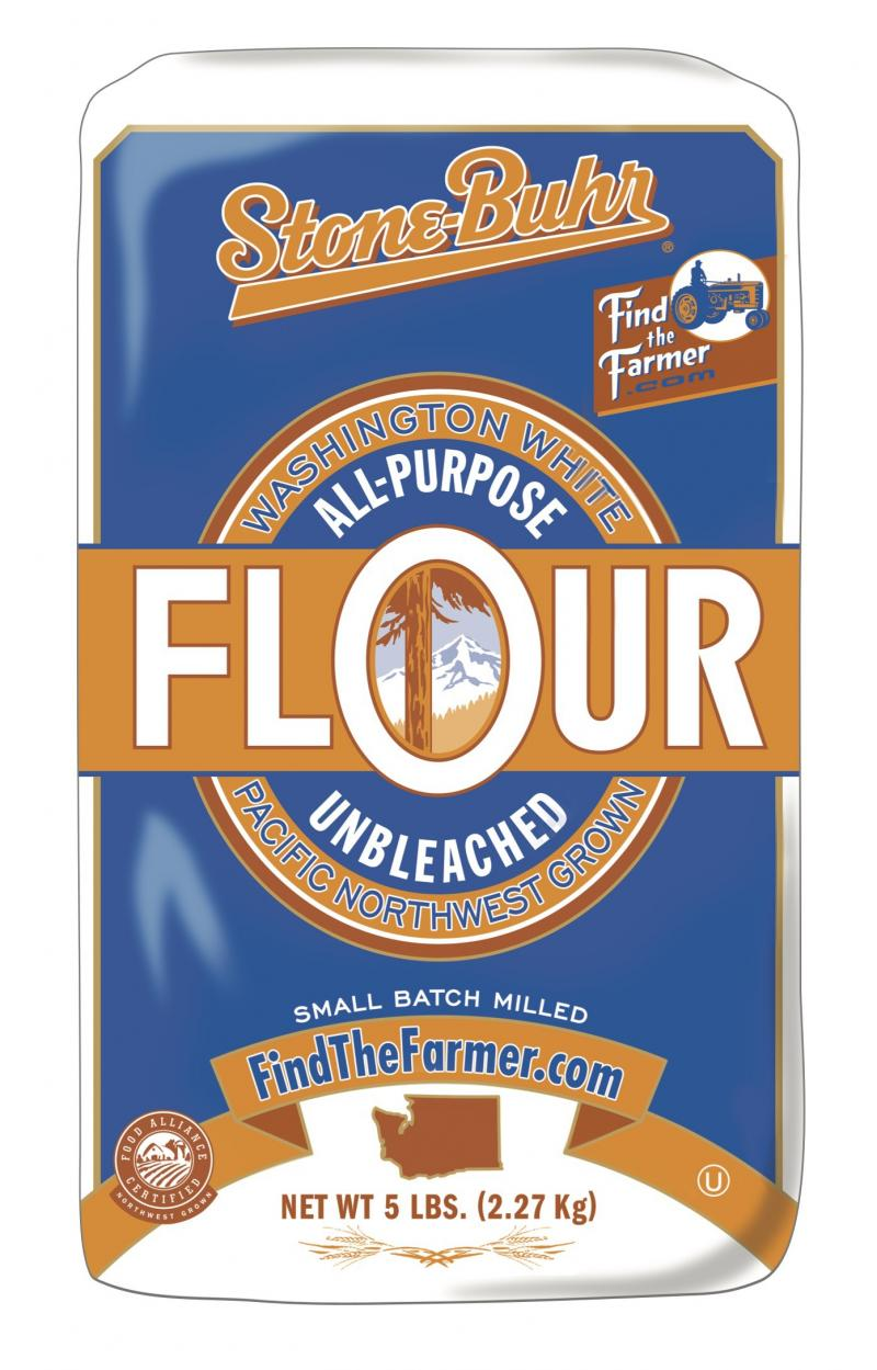 All-purpose Unbleached Flour