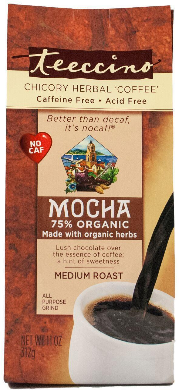 Mocha Chicory Herbal Coffee