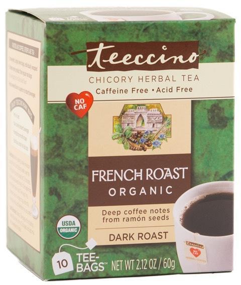 Organic Chicory Herbal Tea