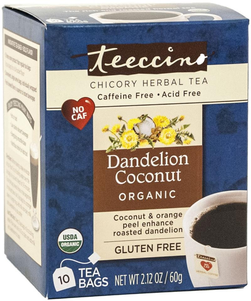 Chicory Organic Herbal Tea