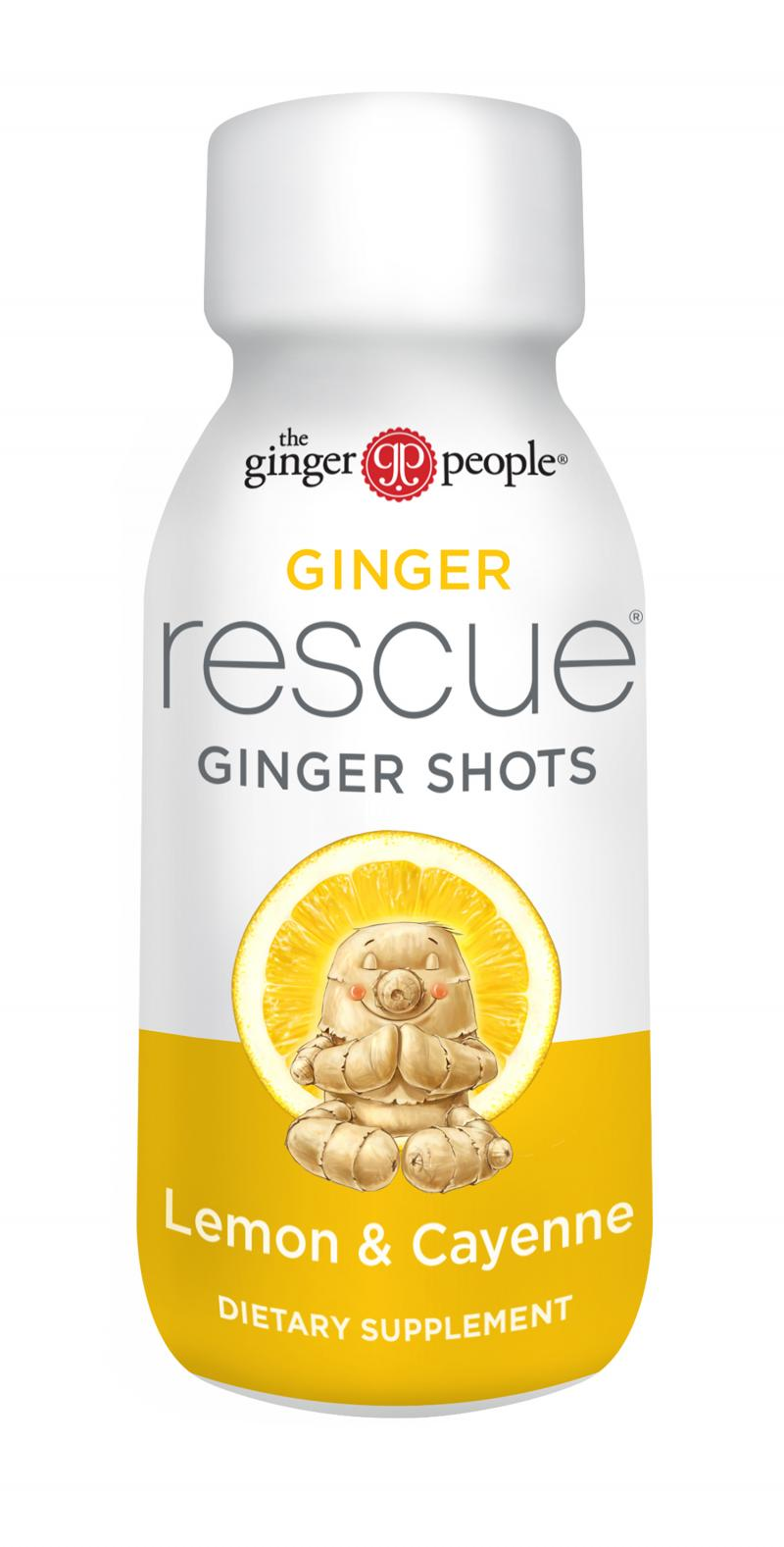 Ginger Shots Dietary Supplement