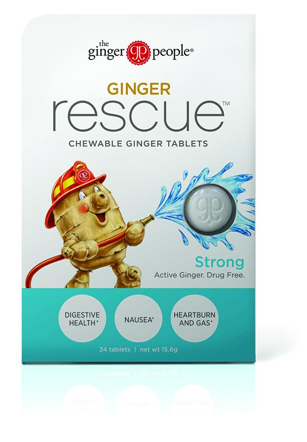 Chewable Ginger Tablets Strong
