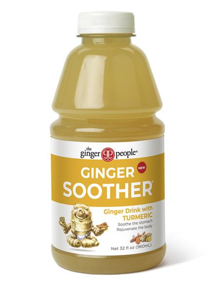 Ginger Drink With Turmeric