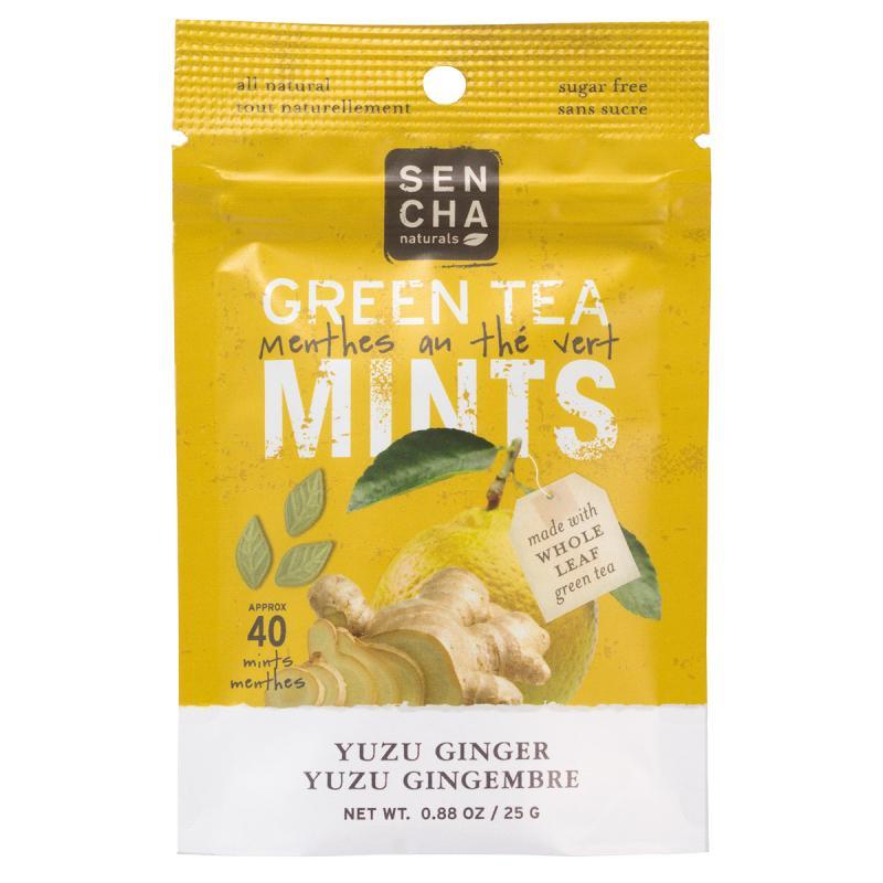 Mints Green Tea