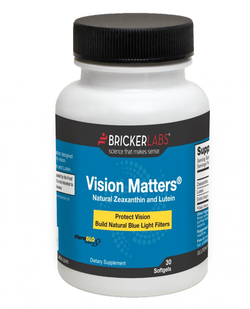 Vision Matters Dietary Supplement