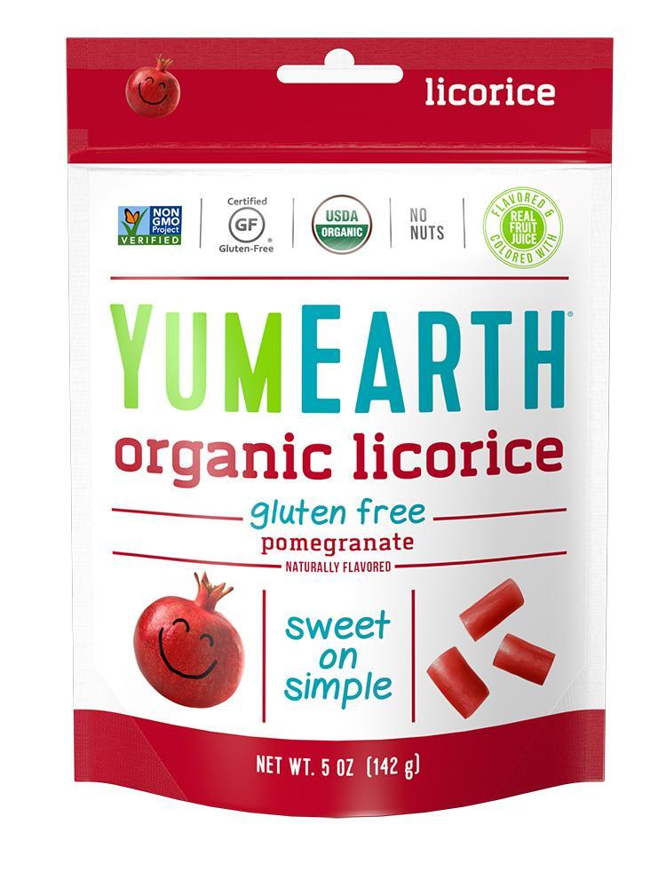 Organic Licorice