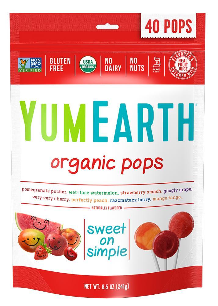 Organic Pops