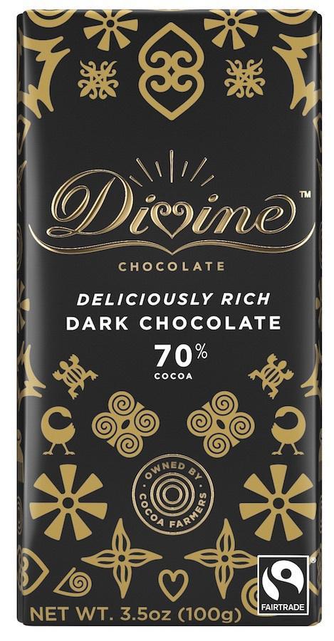 Deliciously Rich Dark Chocolate
