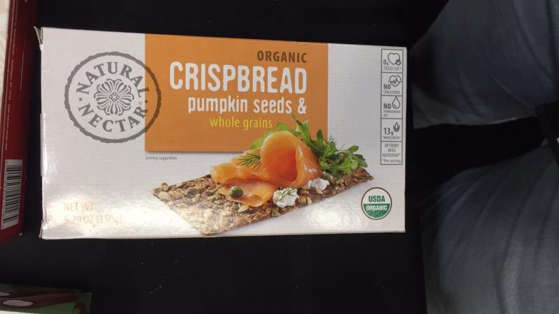 Organic Crispbread