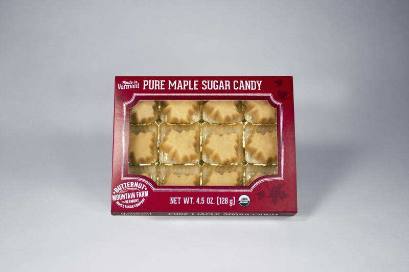 Pure Maple Sugar Candy