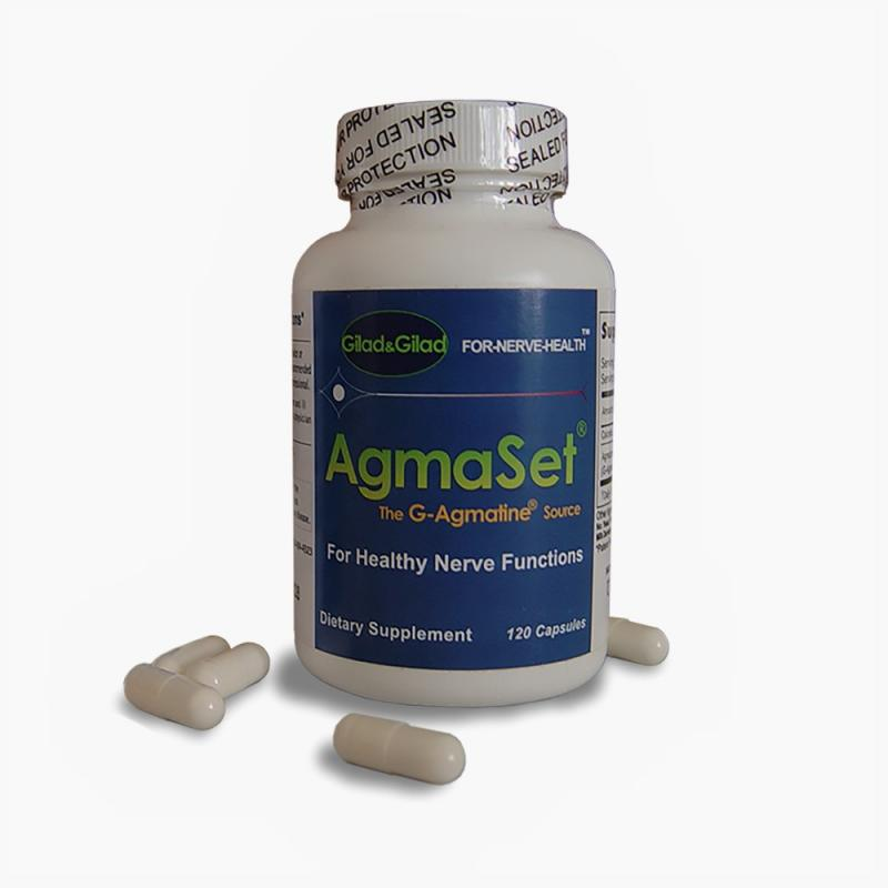 Agmaset Dietary Supplement