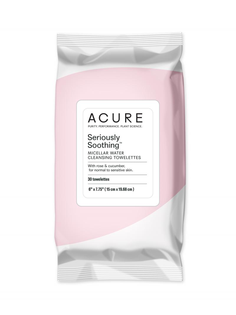 Micellar Water Cleansing Towelettes